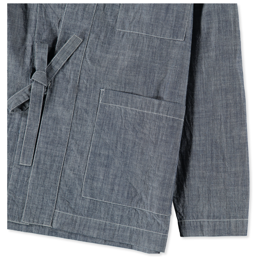 Tie Front Jacket