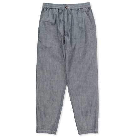 Chambray Track Trouser