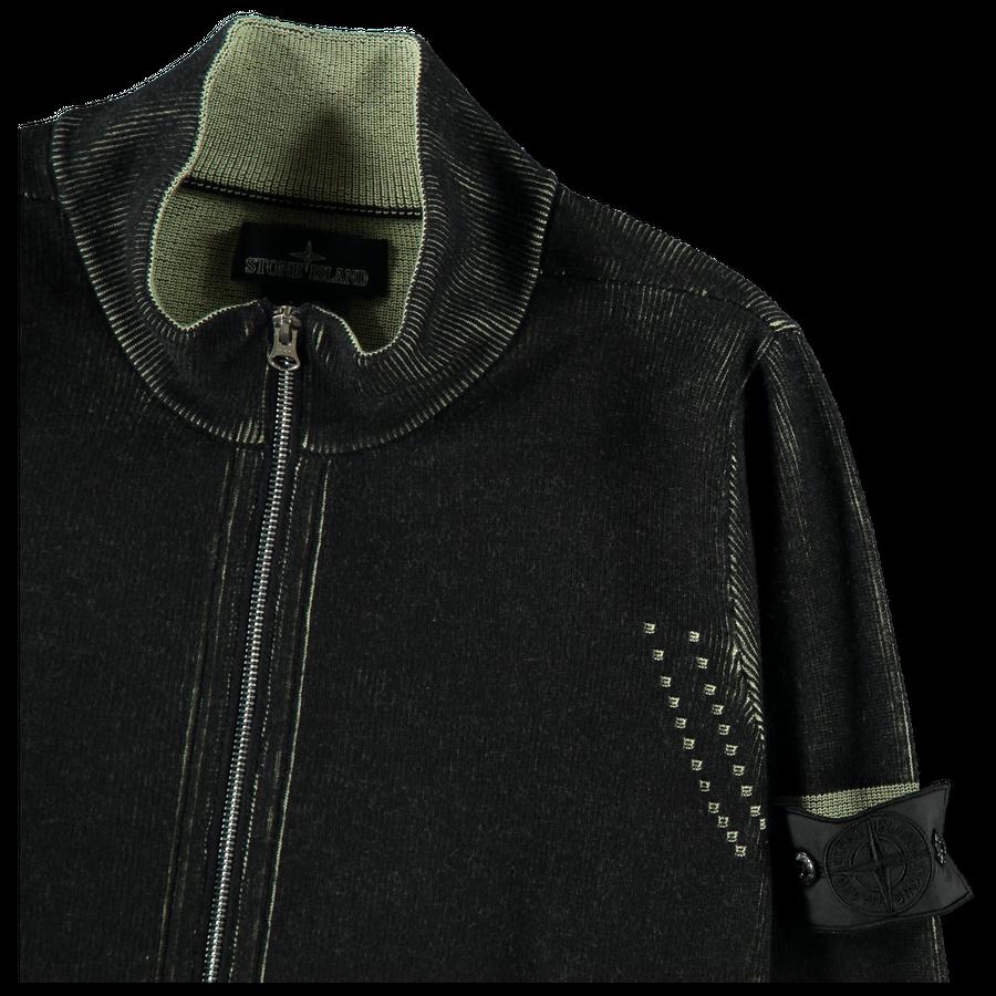 Zip Bicolor Cotton Knit - 7219508A1V - 0029