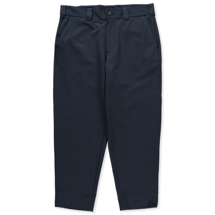 Relaxed Trousers Coolmax Seersucker