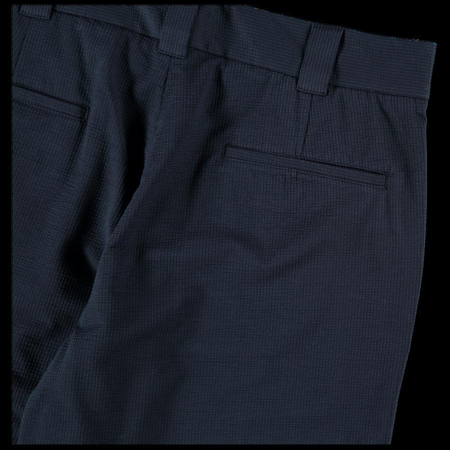 Relaxed Trousers Coolmax Seersucker