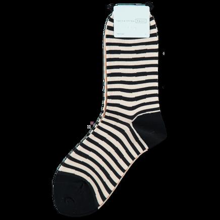 Not A Zig Zag Crew Sock