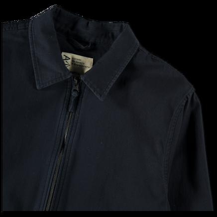 Zip Twill Jacket