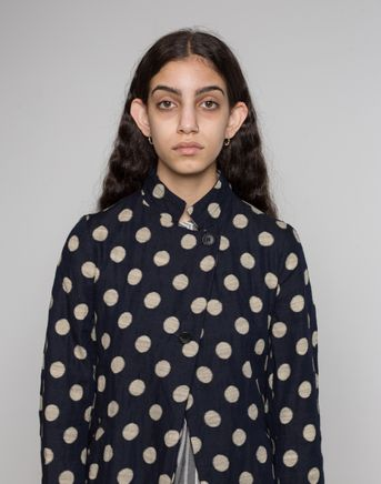 Polka Dot Jacket