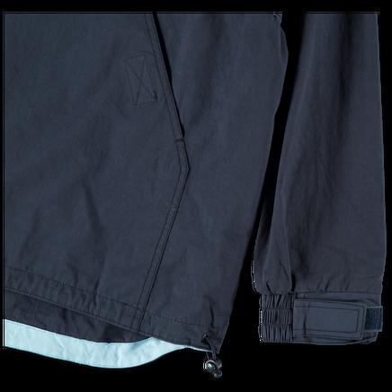 Hooded Monogram Jacket