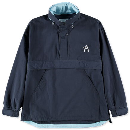Hooded Monogram Jacket