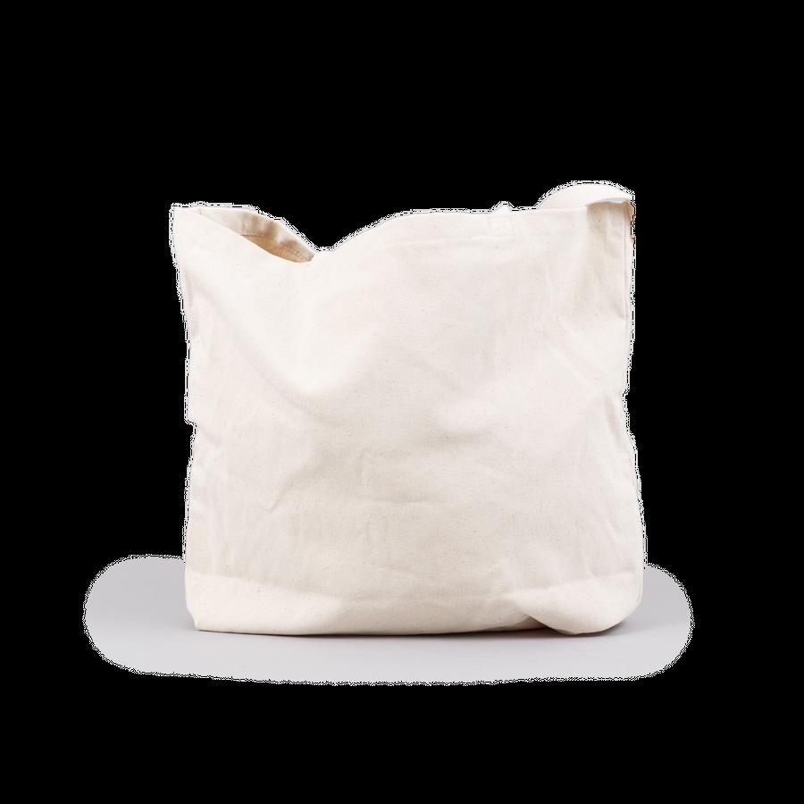 Italic Link Tote Bag