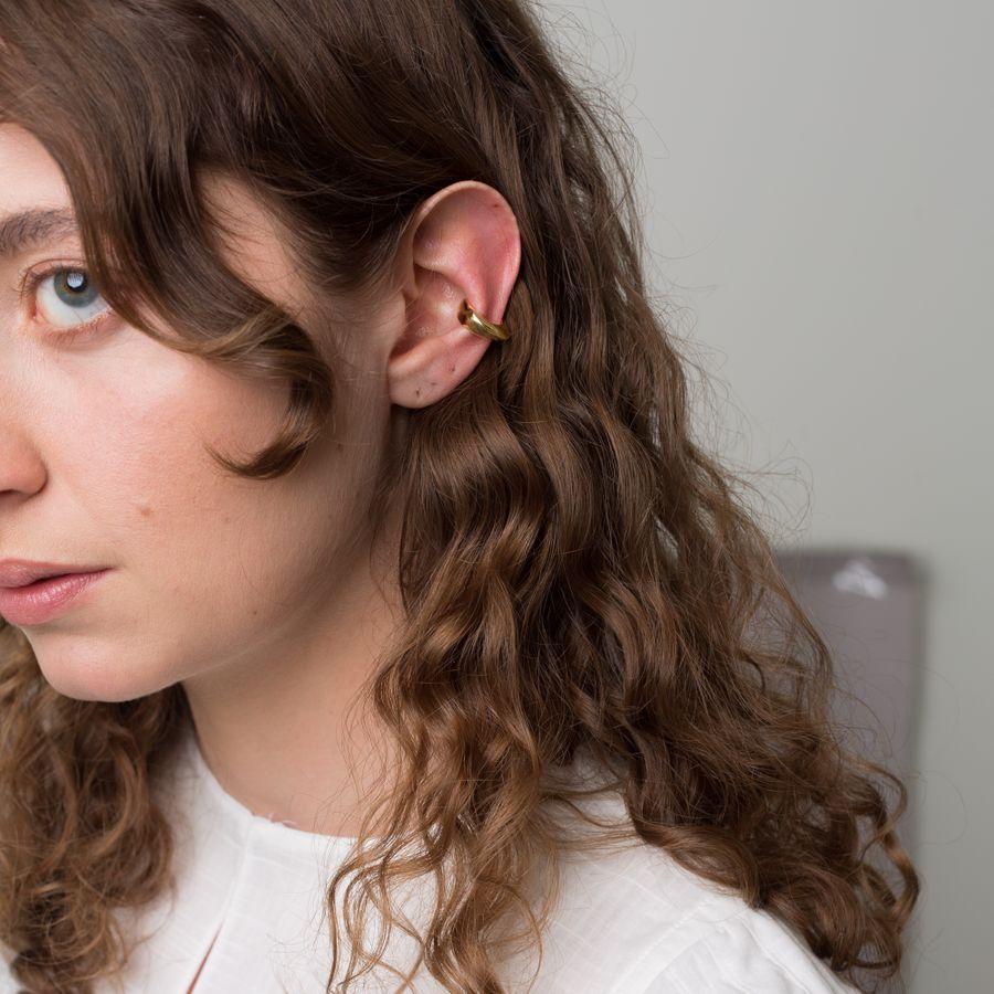 Folded Ear Cuff