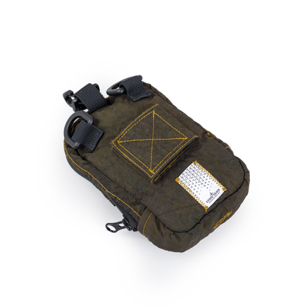 Zipped Pouch - 721990420 - V0054