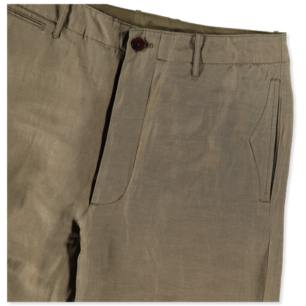 Wide Suit Chino Trousers