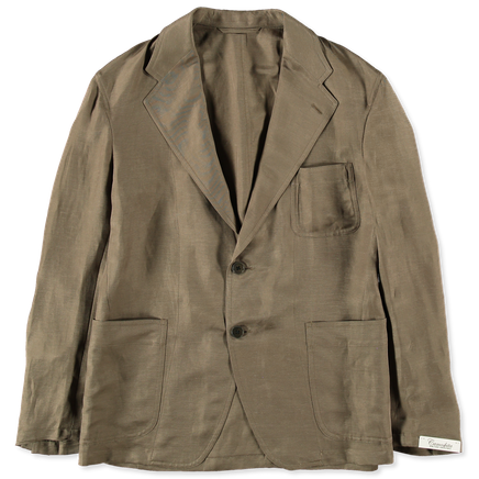 Relaxed Suit Jacket
