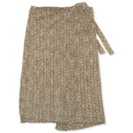 Space Wrap Skirt
