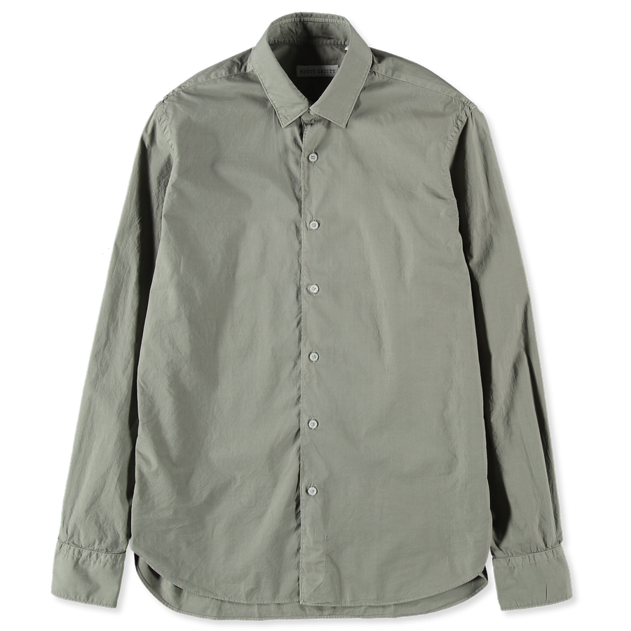 Washed GD Poplin Shirt