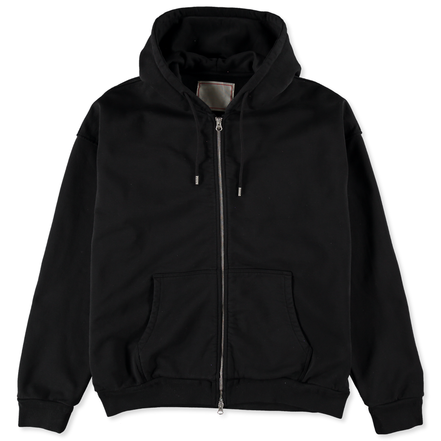 Zip Hood Sweat