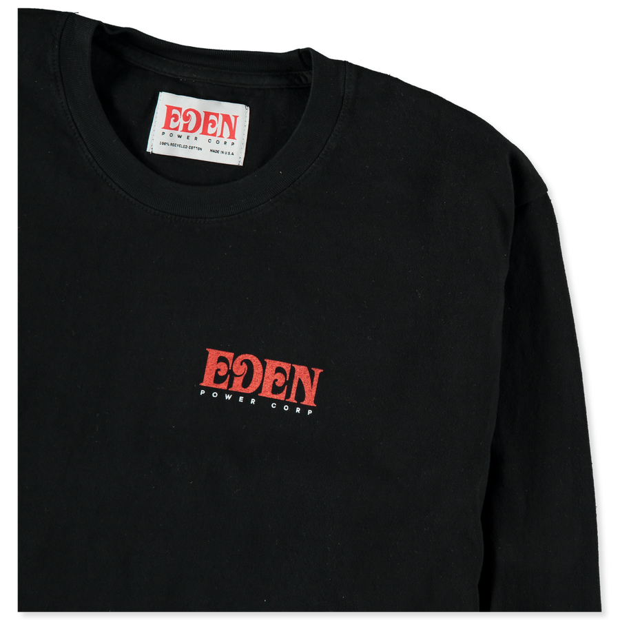 Recycled Eden L/S T-Shirt
