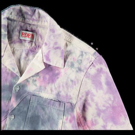 Field Shirt Bio Tie-Dye