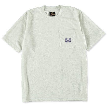 S/S Papillon Pocket Tee