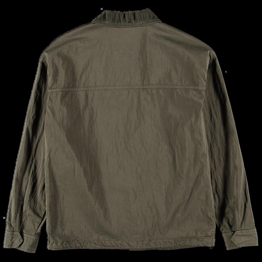 Old Treatment GD Po/Co Zip Jacket