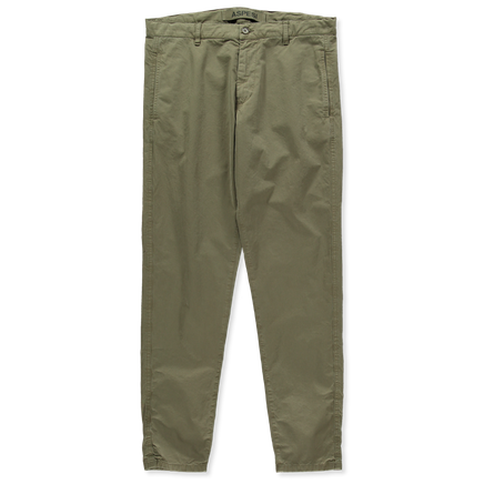 Drawstring Old Treatment Chino