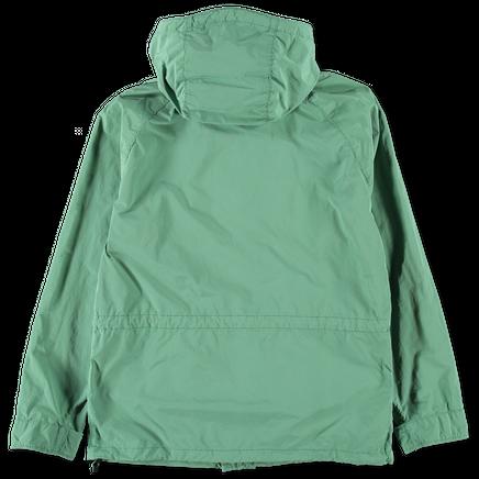 Hooded GD Nylon Jacket