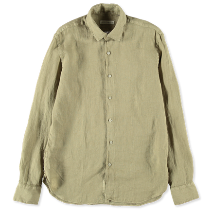 Washed GD Linen Shirt