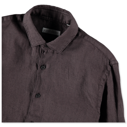 Washed GD Linen Shirt