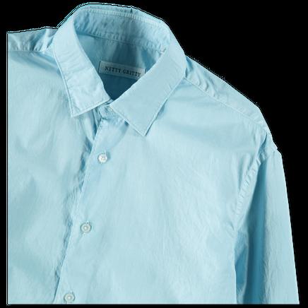 Washed GD Poplin Shirt