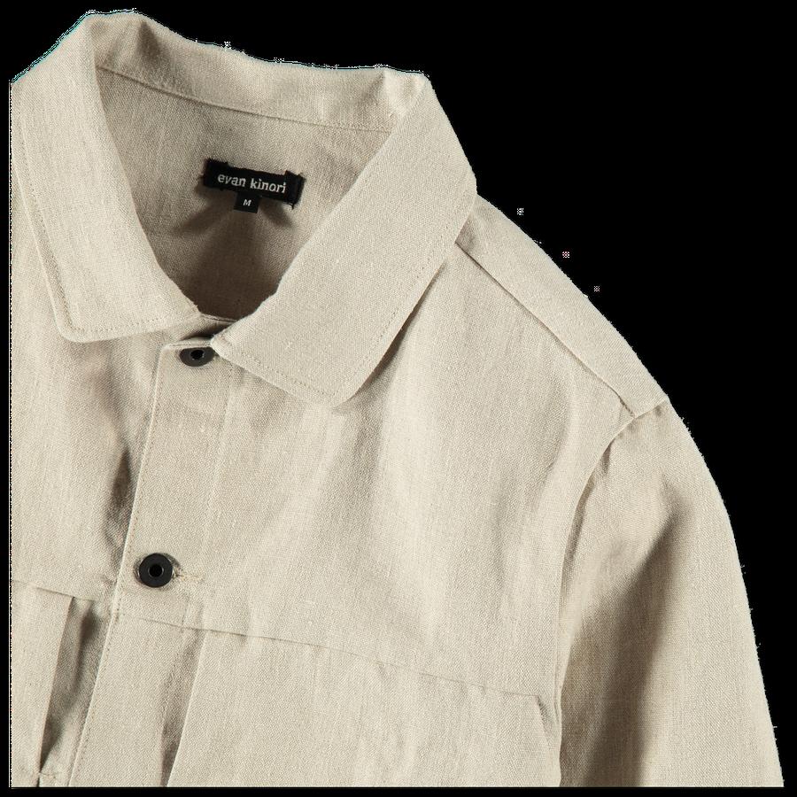 Pleated Jacket