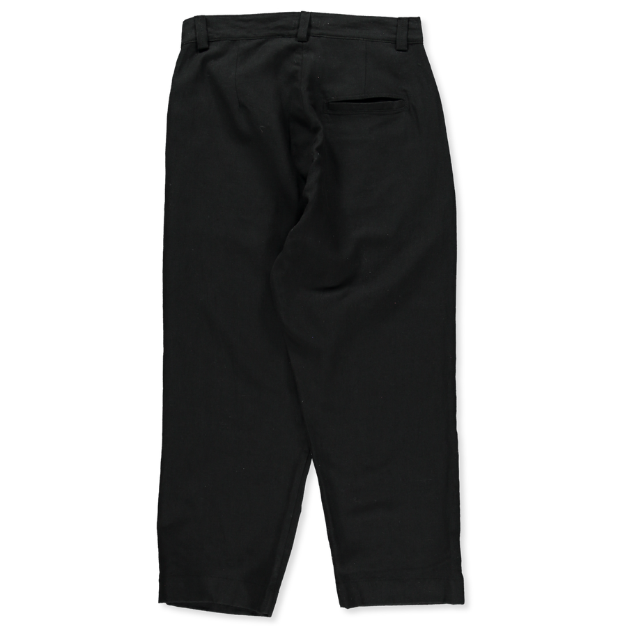 Single Pleat Pant