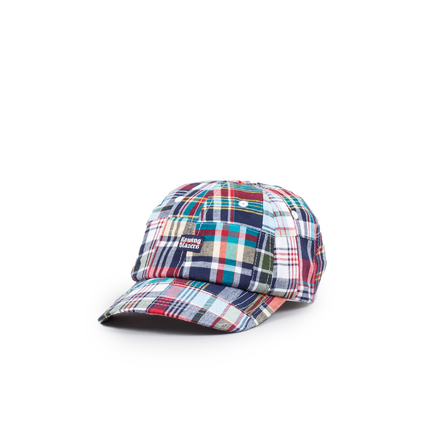 Patchwork Madras Hat - Bishop