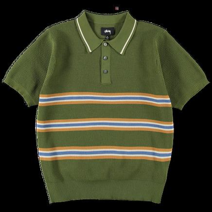 Montego Stripe S/SL Polo