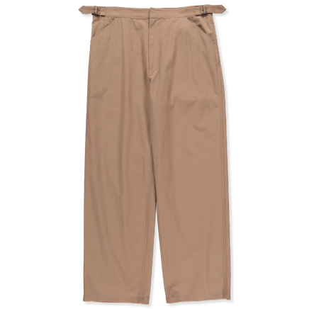 Finx Hard Twist Gabardine Pants
