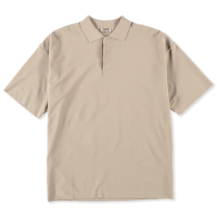 Hard Twist Amunzen Double Cloth Polo