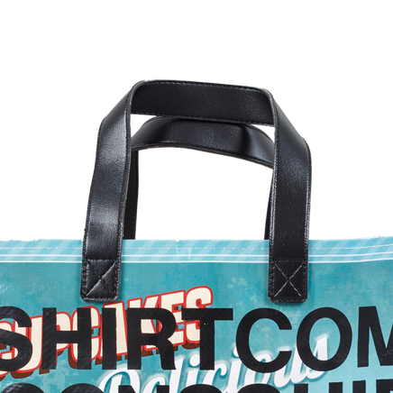 Poly Logo Shopper