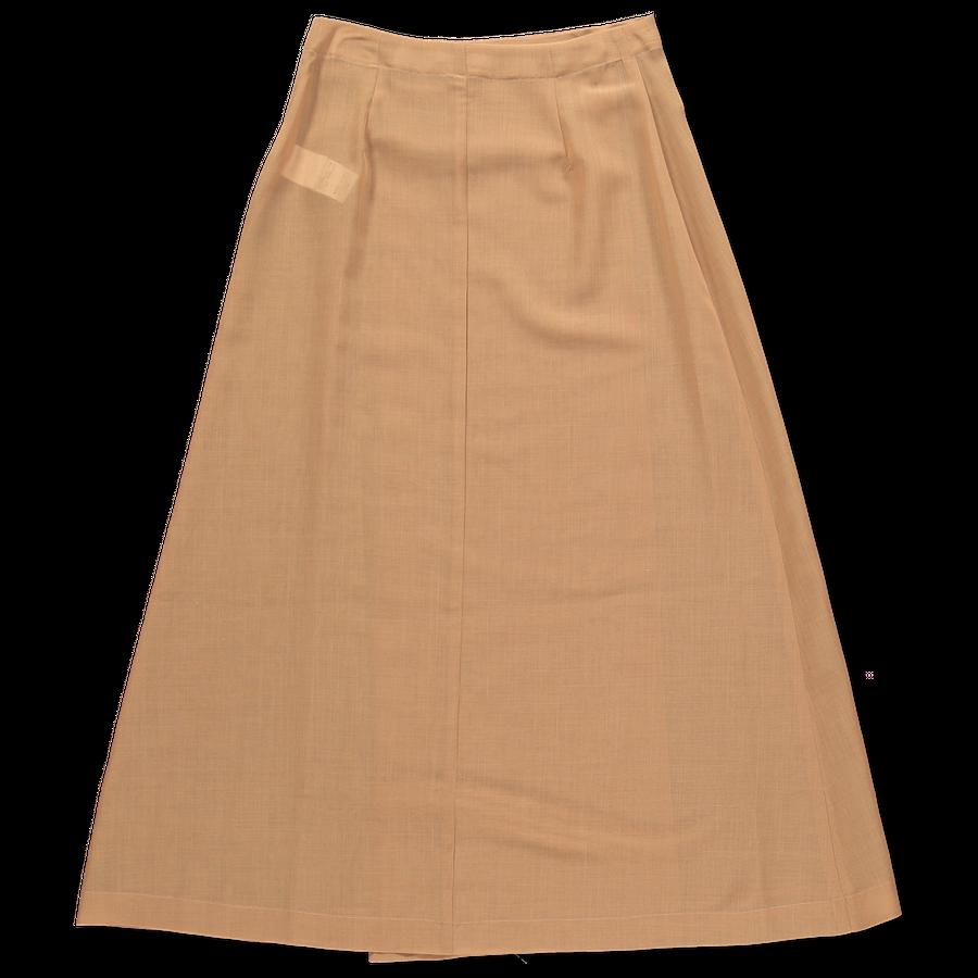 Sheer Cloth Skirt