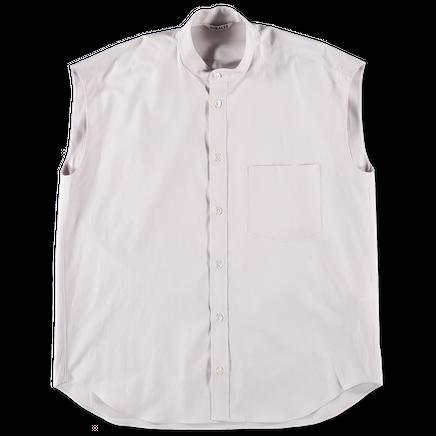 Finx Twill Sleeveless Shirt