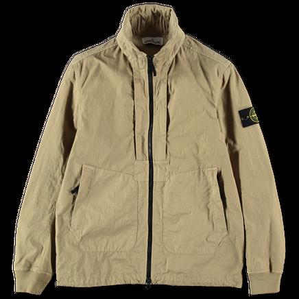 Tightly Woven Nylon GD Zip Jacket