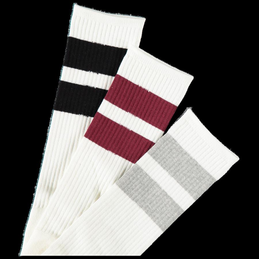 Classic 3-Pack / Long Socks