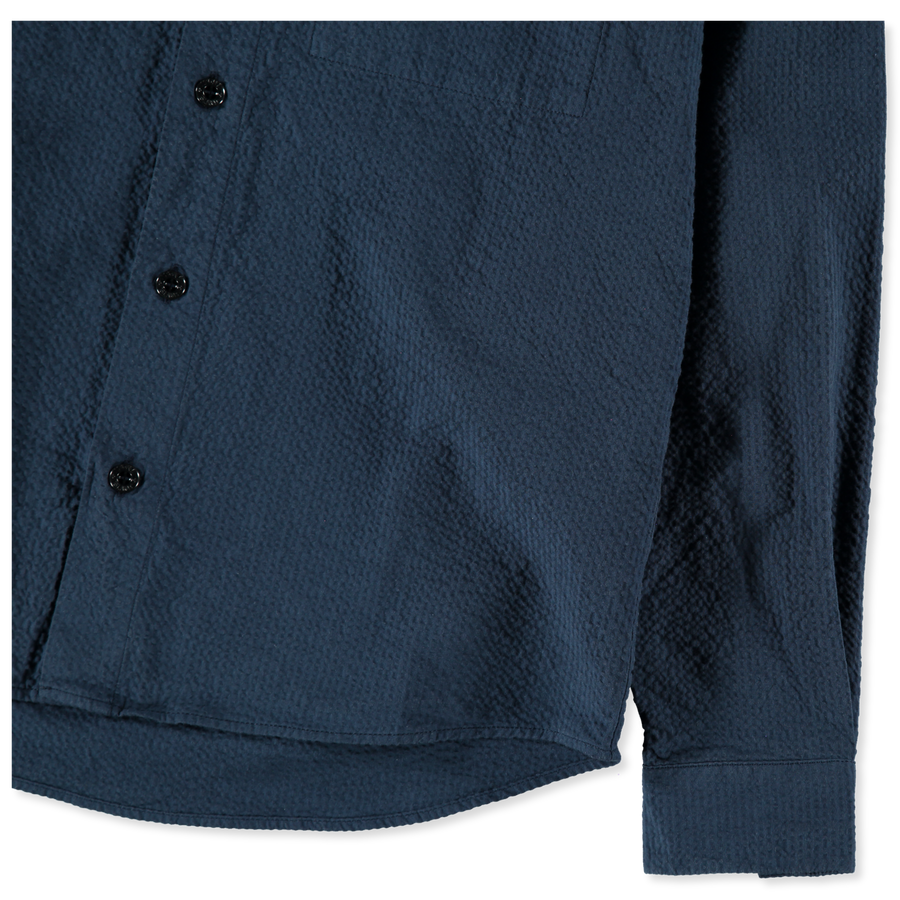 Seersucker Shirt 721511637 V0028