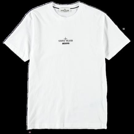 Archivio Print T-Shirt 72152NS92 V0001