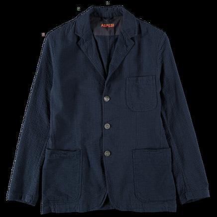 Samuraki Seersucker Jacket