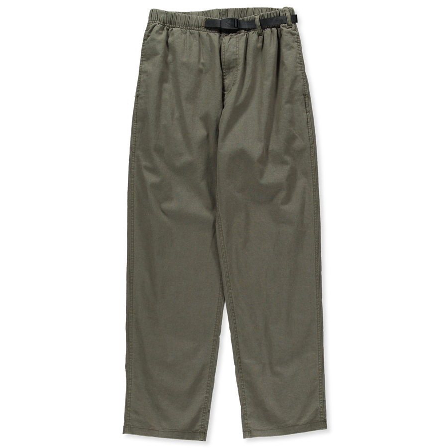 Linen Cotton Gramicci Pants