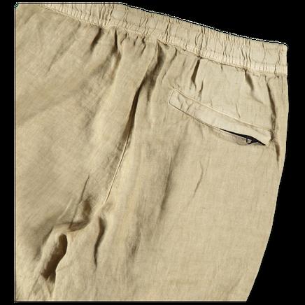 Linen Cargo Pant - 721531101 - V0198