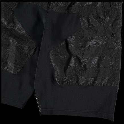 Striped Nylon Metal Loose Shorts - 7219L0201 - V0029