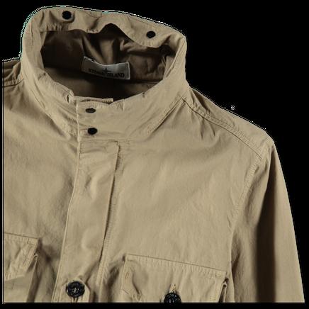 Cotton Cordura Archive Field Jacket 721541921 V0098