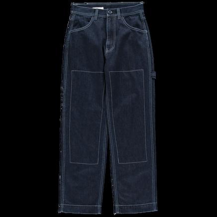 Indigo TAKIBI Pants