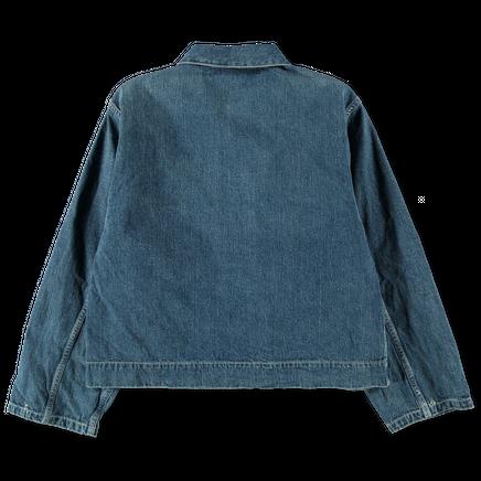30's US Army Short Denim Jacket