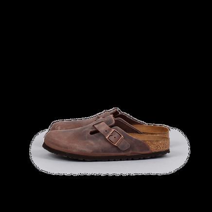 Boston / Oiled Leather