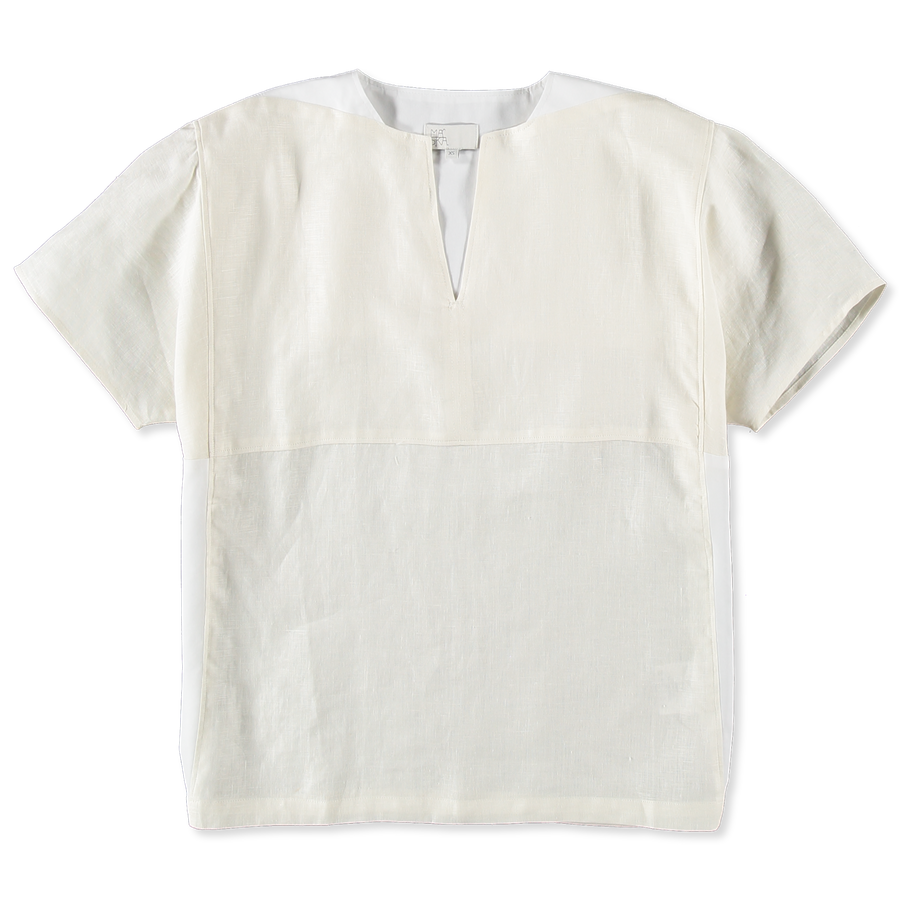 Unnur Short Sleeve Top