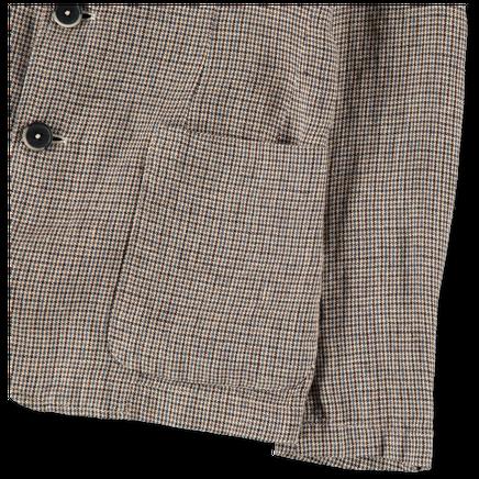 Piero Pie 3B Linen Jacket